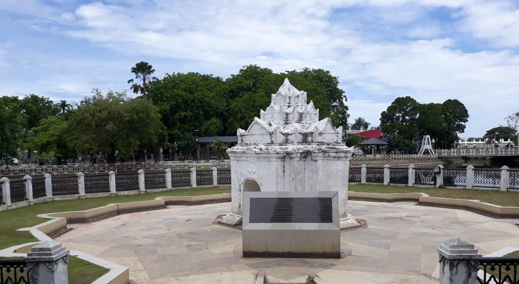 Taman Putroe Phang, Tempat Pemandian Permaisuri
