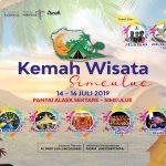 Aceh Akan Gelar Kemah Wisata di Simeulue