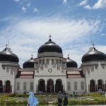 Baiturrahman Grand Mosque, Aceh Historical Tourism