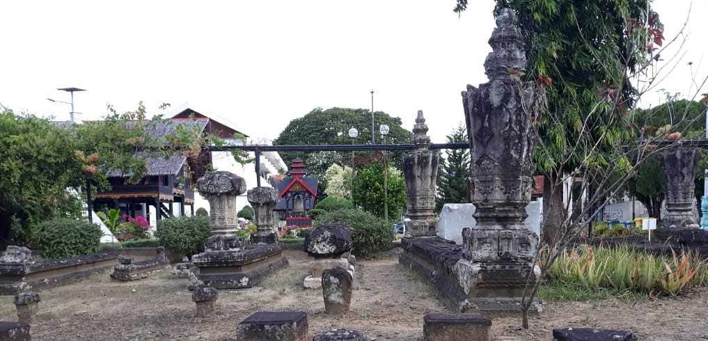 Makam Raja-raja Aceh Keturunan Dinasti Bugis