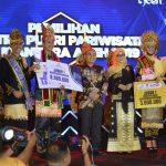 Agam Aceh Barat dan Inong Banda Aceh Juara Putra Putri Pariwisata Nusantara (PPPN) Aceh 2019