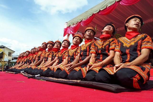 Penari Saman Gayo (lintasgayo.co)