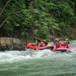 Yuk Nikmati Alam Sambil Menguji Adrenalin di Krueng Jalin Aceh Besar