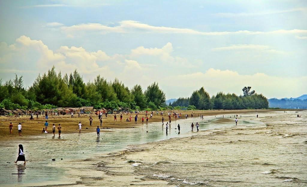 Manohara Beach Primadonanya Pidie Jaya