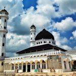 Sejarah dan Kemegahan Mesjid Beras Segenggam