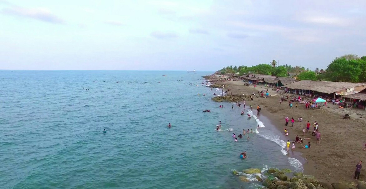 Pantai Lancok, Objek Wisata di Aceh Utara