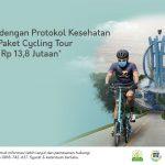 Yuk Sepedaan di Aceh bersama Garuda Indonesia