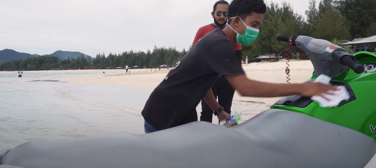 Pesona Cahaya Aceh di Era Adaptasi Kebiasaan Baru | The Light Of Aceh 2020