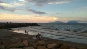 Pantai Alue Naga, Spot Sunset Terbaik Di Banda Aceh