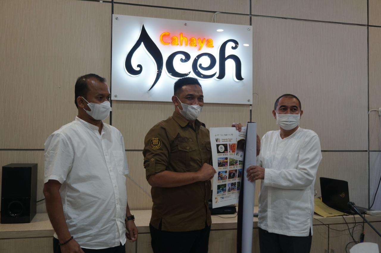 Disbudpar Aceh Susun Strategi untuk Pemenangan API Awards 2021