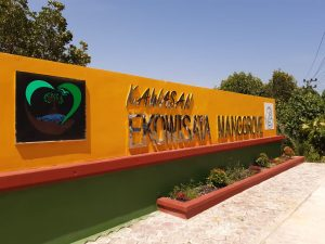 Menikmati Keindahan Alam Ekowisata Mangrove Aceh Jaya