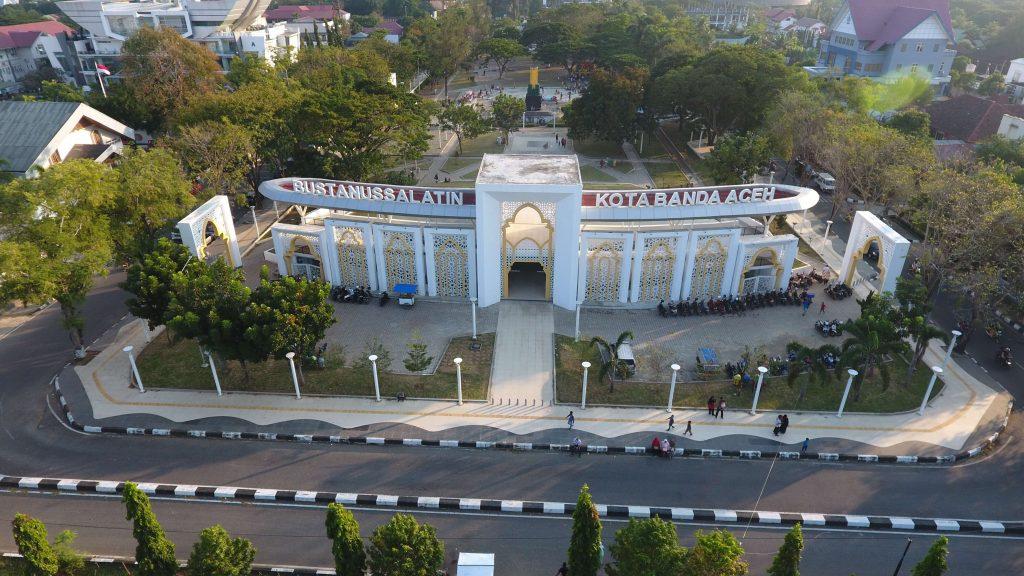 Taman Bustanussalatin Taman Sari